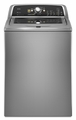 MVWX700XL Maytag High-Efficiency Bravos X Top Load Washer - Lunar Silver