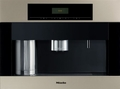 CVA4066 Miele Whole Bean/Ground Coffee System - Stainless Steel