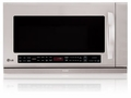 LMHM2017ST LG Over The Range Microwave with Extenda� Vent and Warming Lamp - Stainless Steel