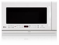 LMHM2017SW LG Over The Range Microwave with Extenda� Vent and Warming Lamp - White