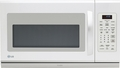 LMH2016SW LG Over the Range Microwave with Extenda Vent - White