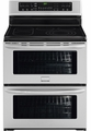 "FGEF308TNF Frigidaire Gallery 30"" Freestanding Electric Double Oven Range - Stainless Steel"