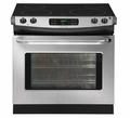 "FFED3025LS Frigidaire 30"" Drop-in Electric Range - Stainless Steel"