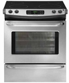 "FFES3025LS Frigidaire 30"" Slide-In Electric Smoothtop Range - Stainless Steel"