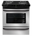 "FFES3015LS Frigidaire 30"" Slide-In Electric Range - Stainless Steel"