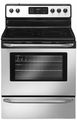 "FFEF3050LS Frigidaire 30"" Freestanding Electric Range with Black Ceramic Glass Cooktop - Stainless Steel"