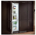 "HC1011 Liebherr 24"" Premium Plus European Fully Integrated Refrigerator - Left Hinge - Custom Panel"
