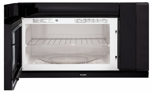 LMHM2017SB LG Over The Range Microwave with Extenda� Vent and Warming Lamp - Black