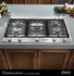 "DCT365SNG Dacor Distinctive 36"" Natural Gas Cooktop - Stainless Steel"