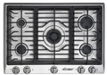 "DCT305SLP Dacor Distinctive 30"" Liquid Propane Gas Cooktop - Stainless Steel"