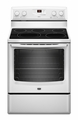 Maytag Electric Ranges WHITE