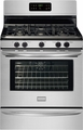 "FGGF3032MF Frigidaire 30"" Freestanding Gas Range with 5 Sealed Burners & Convection Baking - Stainless Steel"