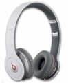 BTONSOLOHDWHT Beats by Dr. Dre Solo HD On-Ear Headphones with Controltalk Technology - White