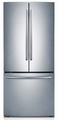 RF221NCTASR Samsung 22 cu. ft. 30-Inch French Door with Internal Filter Water Dispenser - Stainless Steel