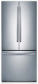 RF220NCTASR Samsung 22 cu. ft. 30-Inch French Door Refrigerator - Stainless Steel
