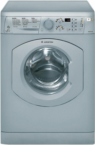 "ARWDF129SNA Ariston Energy Star 24"" Non Vented Washer/Dryer Combo - Platinum"
