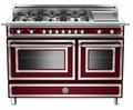 "Bertazzoni Heritage Series 48"" + 36"" Ranges - 3 Color Choices"