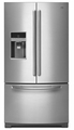 MFT2673BEM Maytag 26 cu. ft. Ice2O French Door Refrigerator with Better Built Compressor - Stainless Steel