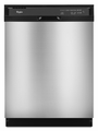 WDF510PAYS Whirlpool Dishwasher with AnyWare Plus Silver Basket - Stainless Steel