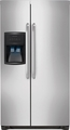 FFHS2322MS Frigidaire  22.6 Cu. Ft. Side-by-Side Refrigerator - Stainless Steel