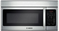 HMV8051U Bosch 800 Series Over-the-Range Microwave - Stainless Steel