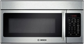 HMV5051U Bosch 500 Series Over-The-Range Microwave - Stainless Steel