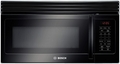 HMV3061U Bosch 300 Series Over-The-Range Microwave - Black