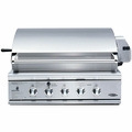 "BGB36-BQARN DCS 36"" Outdoor Professional Grill - Natural Gas - Stainless Steel"