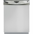 GDWF160VSS GE Energy Star Built in Dishwasher - Stainless Steel