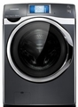 WF457ARGSGR Samsung 4.5 cu. ft. King-size Capacity, Touch Screen LCD Front-Load Washer - Onyx