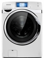 WF457ARGSWR Samsung 4.5 cu. ft. King-size Capacity, Touch Screen LCD Front-Load Washer - White