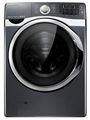 WF455ARGSGR Samsung 4.5 cu. ft. VRT Plus, Steam and PowerFoam Front Load Washer - Onyx