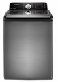 WA456DRHDSU Samsung 4.5 cu. ft. King-size Capacity High Efficiency Top Load Washer - Stainless Platinum