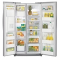 LG Side-By-Side Refrigerators