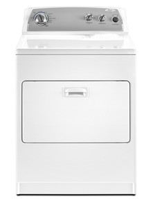 WGD4900XW Whirlpool 7.0 cu. ft. Capacity Gas Dryer - White