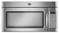 MMV6180WS Maytag 1.8 Cu. Ft. Microwave-Range Hood Combination - Stainless Steel