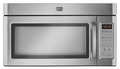 MMV5208WS Maytag 2.0 Cu. Ft. Microwave-Range Hood Combination - Stainless Steel