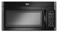 MMV5208WB Maytag 2.0 Cu. Ft. Microwave-Range Hood Combination - Black
