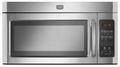MMV4203WS Maytag 2.0 Cu. Ft. Microwave-Range Hood Combination - Stainless Steel