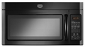 MMV4203WB Maytag 2.0 Cu. Ft. Microwave-Range Hood Combination - Black