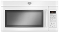MMV4203WW Maytag 2.0 Cu. Ft. Microwave-Range Hood Combination - White