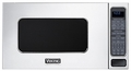 VMOS201 Viking Professional Series 2.0 cu. ft. Custom Conventional Microwave Oven - Stainless Steel