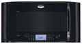 Whirlpool Microwaves BLACK