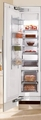 "F1411SF Miele 18"" All Freezer Fully Integrated Left Hinged - Stainless Steel"
