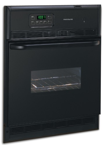 "FEB24S2AB Frigidaire 24"" Single Electric Wall Oven - Black"