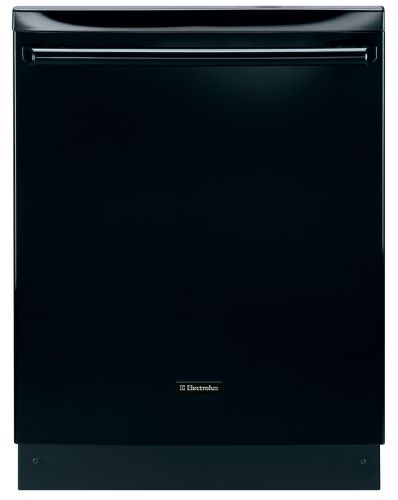 "EIDW6105GB Electrolux Energy Star 24"" Built-In Dishwasher with IQ-Touch Controls - Black"