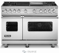 Viking Dual Fuel Ranges 48-INCH