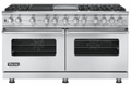 Viking Dual Fuel Ranges 60-INCH