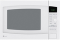 PEB1590DMWW GE Profile 1.5 Cu. Ft. Convection Countertop Microwave - White