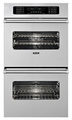 "VEDO5302T Viking Professional Series 30"" Double Custom Electric Touch Control Premiere Oven - Stainless Steel"